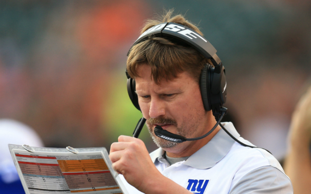 Ben McAdoo is expected to become the Giants' head coach. (USATSI)