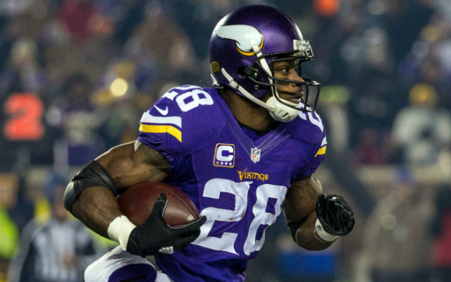 Adrian Peterson returned in 2015 to lead the league in rushing. (USATSI)
