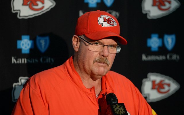 NFL hammers Chiefs for tampering with huge fine, loss of two draft picks
