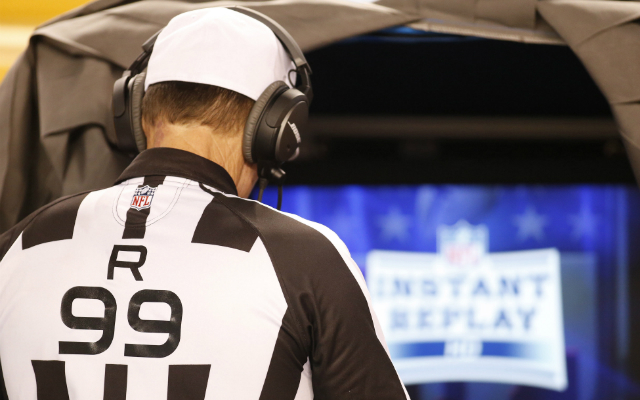 Jon Gruden thinks the NFL should abolish instant replay
