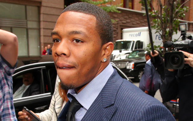 Ray Rice would have the support of the NFL in a bid to return to action. (USATSI)