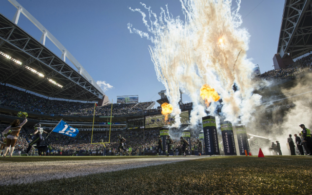 The Seahawks continued a winning tradition at home in Week 3. (USATSI)