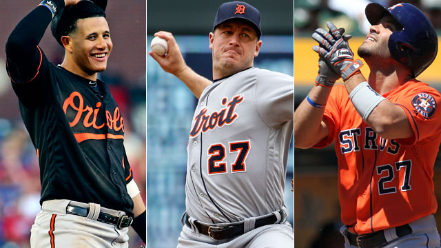 Ranking the top 100 players in Major League Baseball right now