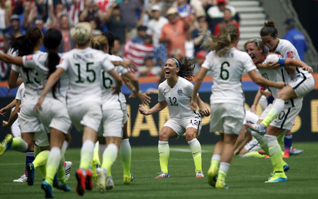 Fearing strike, US Soccer Federation sues women's team union
