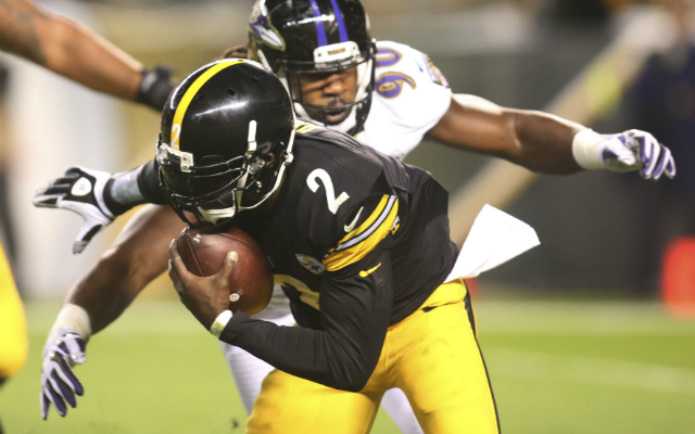 Michael Vick has been sacked more frequently than anyone. (USATSI)