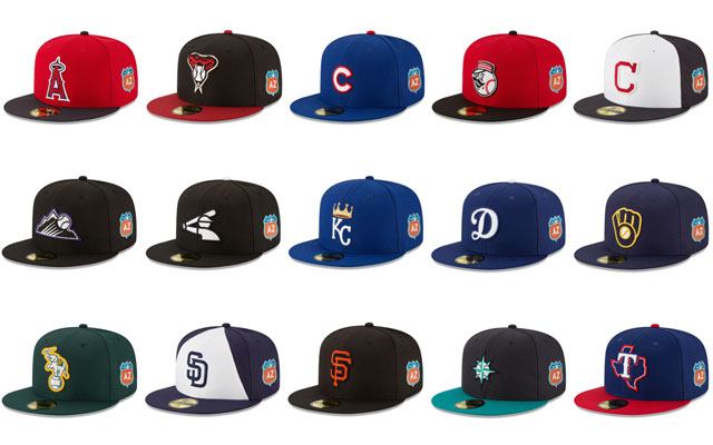 4720aca4f MLB has new spring training looks for every team and we ranked them ...