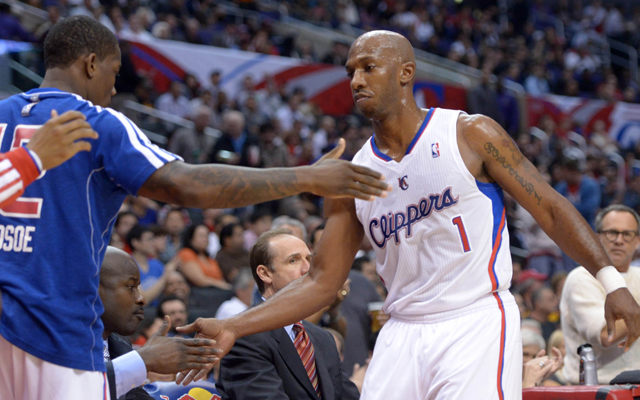 Chauncey Billups said an apology helped get him back in Detroit. (USATSI)