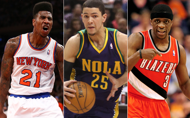 Iman Shumpert, Austin Rivers and Jonny Flynn all looking to make progress during summer league. (USATSI)