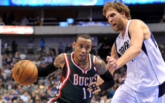 Monta Ellis teams with Dirk in Dallas.     (USATSI)