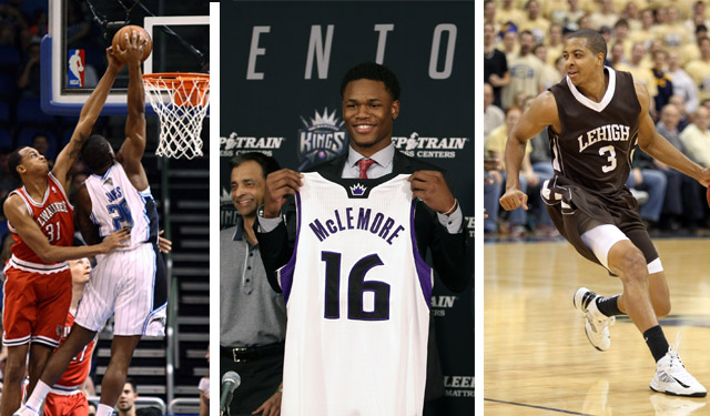 John Henson, Ben McLemore and C.J. McCollum are three of the biggest draws at the summer league. (USATSI)