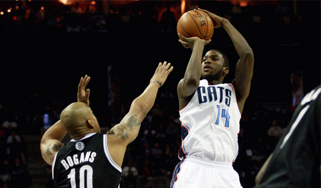 The reconstruction of Michael Kidd-Gilchrist's jump shot ...