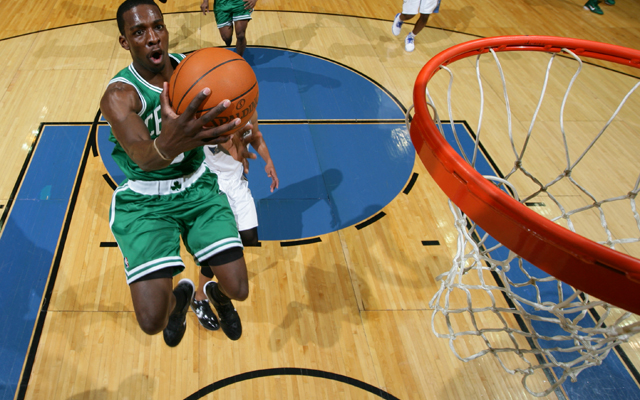Could Jeff Green be on the move? (USATSI)
