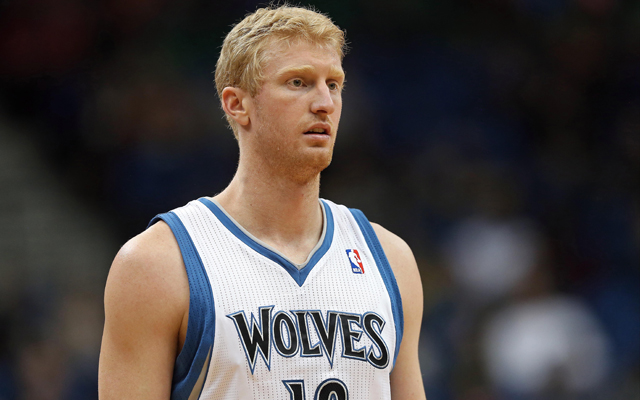 Chase Budinger was one of the few guys who could space the floor for Minnesota. (USATSI)