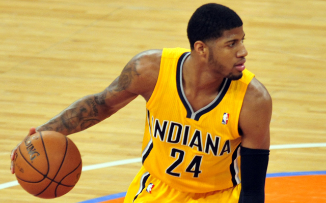 Paul George. (Getty Images)