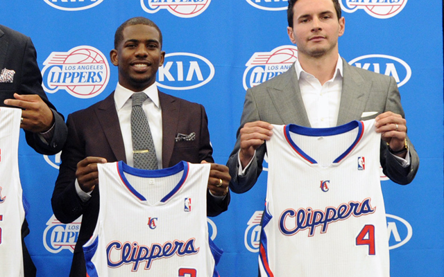 Can J.J. Redick help Chris Paul and the Clippers win a title?  (USATSI)