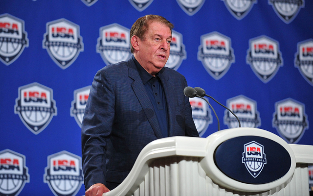 Jerry Colangelo continues to expand Team USA's empire.  (USATSI)