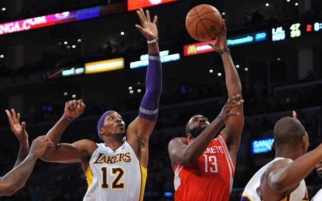 Dwight Howard is set to join the Rockets in Houston.    (USATSI)