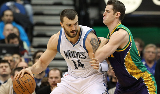 Is Pekovic worth the reported $12 million per year he's being offered? (USATSI)