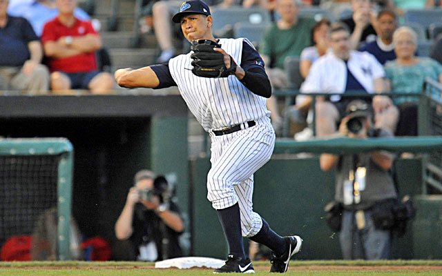Alex Rodriguez's chance to settle for anything better than the 200-plus game ban appears to have dimmed. (USATSI)