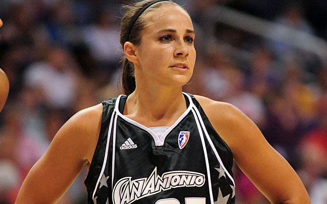 Becky Hammon, a 16-year WNBA vet, will be coaching for the NBA's most innovative organization. (USATSI)