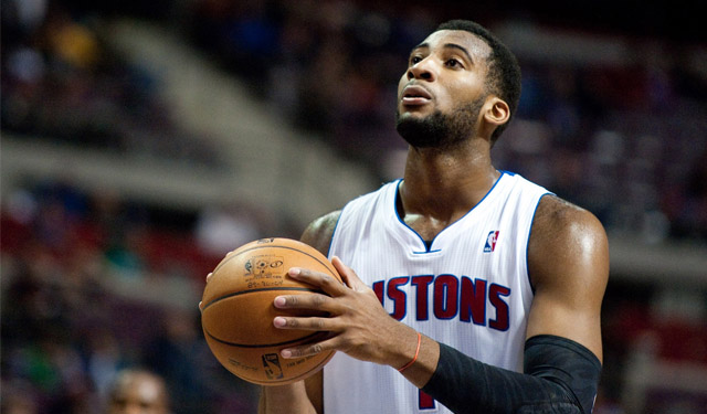 Drummond is fine with status quo, which is fine with opponents. (USATSI)