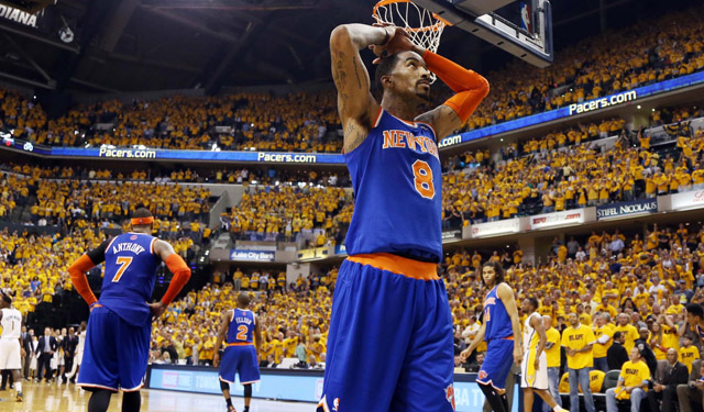 The Knicks reloaded their roster but is it enough in the East? (USATSI)
