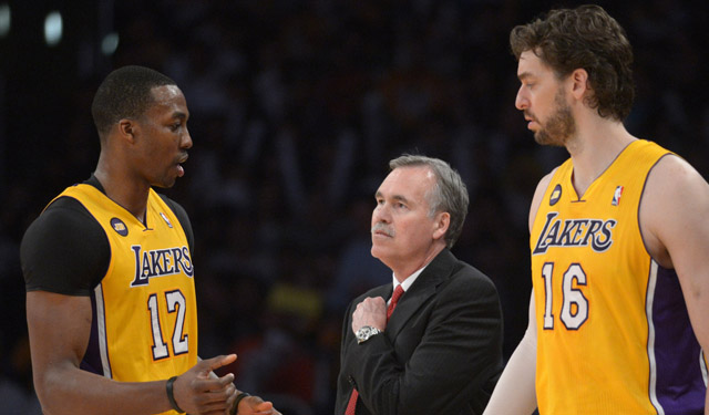 Did the Lakers go away from Pau in order to please Dwight? (USATSI)