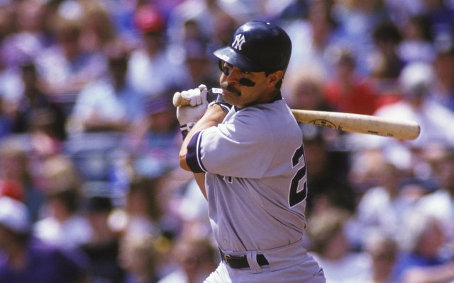 Expos headed for a title in '94? Don Mattingly and the Yankees might have had something to say about that.