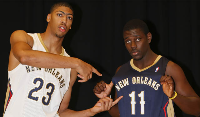 The Pelicans should be fun to watch this season.   (USATSI)