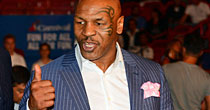 Mike Tyson (Getty)