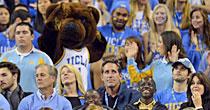 UCLA fans (USATSI)