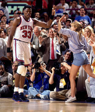 8b9a94da6 Ewing s best game of the series had New York one victory away from a  long-awaited championship. But the series  most dramatic moment