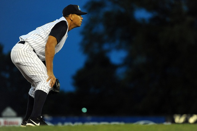 A-Rod seems poised to play the rest of the 2013 season. (USATSI)
