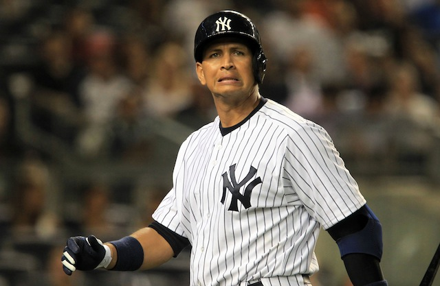 Look at what you've done now, A-Rod. (USATSI)