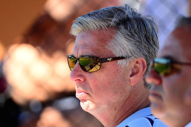 What should Dave Dombrowski and other AL Central GMs be aiming to do before the trade deadline? (USATSI)