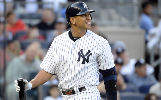 A-Rod could be back on the field soon, but right now he's in the doghouse of his GM.