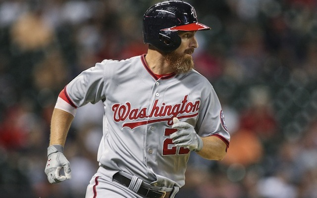 The Nationals are going to be without one of their core hitters for a while. (USATSI)