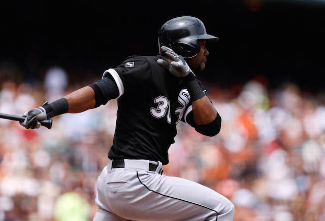 The Orioles have swung a deal for outfielder Alejandro De Aza. (USATSI)