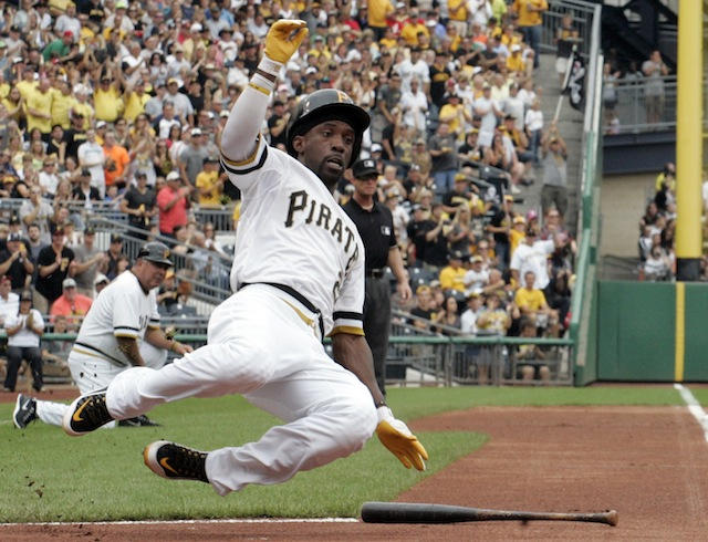 Is Andrew McCutchen headed home with the NL MVP Award? (USATSI)