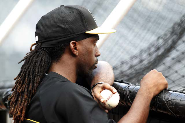 For Pirates star Andrew McCutchen, the waiting is almost over. (USATSI)