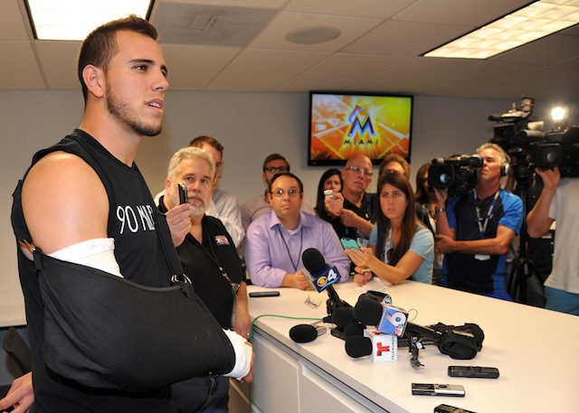Is there any way we can have fewer injured pitchers like Jose Fernandez? Two sports-medicine leaders have spoken. (USATSI)