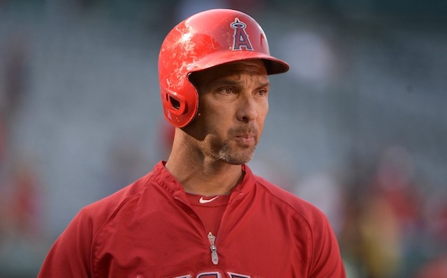Raul Ibanez's time with the Angels is at an end. (USATSI)