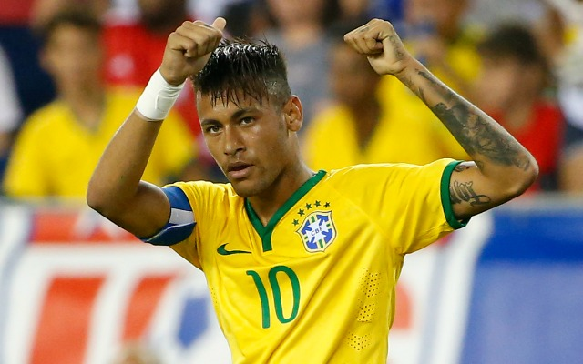 Barcelona Neymar Wont Play For Brazil In Copa America Centenario