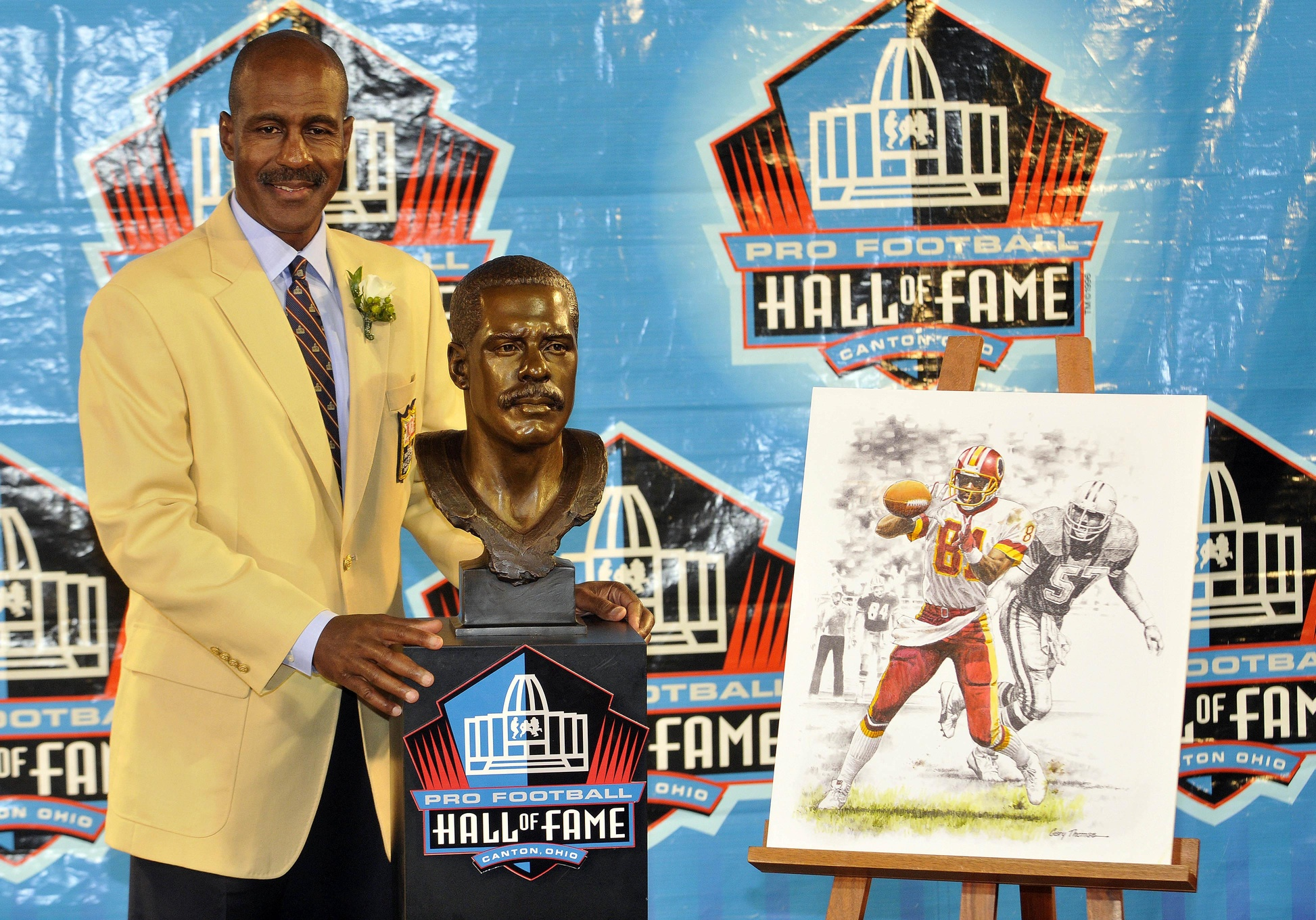 Hall of Fame WR Art Monk was one of 4,500 players suing the NFL.