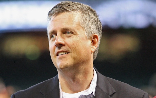 Among the things we like about the '14 Astros: GM Jeff Luhnow. (USATSI)