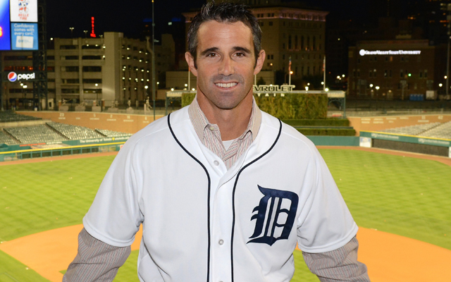 New Tigers manager Brad Ausmus is getting some help in transitioning.
