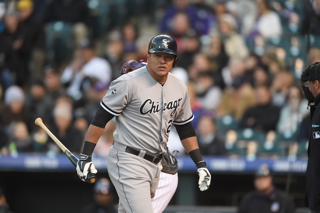 Young White Sox outfielder Avisail Garcia may have suffered an injury on Wednesday. (USATSI)