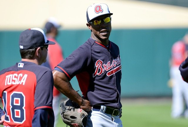B.J. Upton is hoping a new season brings improved results. (USATSI)