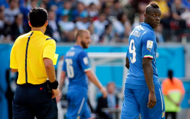 Look Mario Balotelli Launches New Line Of Puma Cleats