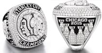 Blackhawks rings (Jostens)